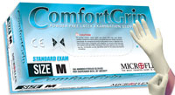 Microflex ComfortGrip PF Latex Exm (limited call 866-774-4746)