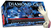 Microflex Diamond Grip Glove PF Latex(limited call 866-774-4746)