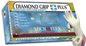 Microflex Diamond Grip Plus PF Latex (limited call 866-774-4746)