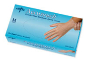 OUT OF STOCK Accutouch PF Vinyl Glove  100/Bx, 10 BX/CA