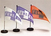Magnetic Procession Flags