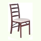 Stakmore Shaker Ladderback Folding Chair