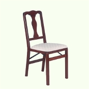 Stakmore Queen Anne Folding Chair