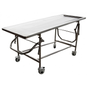 Muti Height Embalming Table