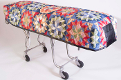 American Patchwork Cot Cover