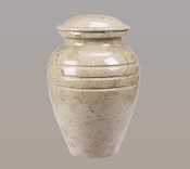 Single Inurnment Stone / Marble Urn